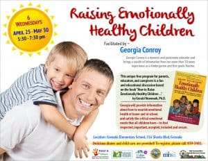 Raising Emotionally Healthy Children @ Grenada Elementary School